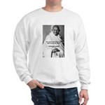 Loyalty to Cause: Gandhi Sweatshirt