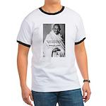 Loyalty to Cause: Gandhi Ringer T