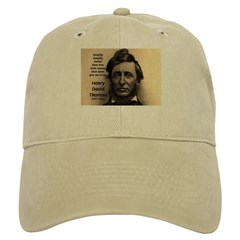 Philosophy / Nature: Thoreau Cap