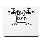 King Trevon Mousepad
