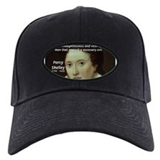 Romantic Writer: Percy Shelley Baseball Hat