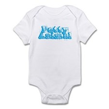 Potty Animal Infant Bodysuit