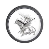 Cute Griffin Wall Clock