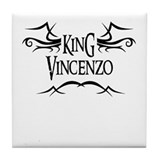 King Vincenzo Tile Coaster