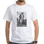 Ludwig van Beethoven White T-Shirt