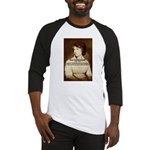Mary Wollstonecraft Baseball Jersey