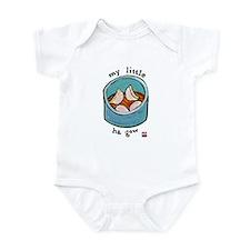 my little ha gow infant bodysuit