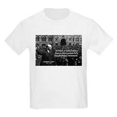 USSR Foundation Lenin Kids T-Shirt
