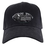 USSR Foundation Lenin Black Cap