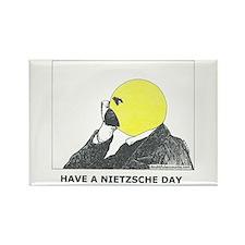 Nietzsche Rectangle Magnet (100 pack)