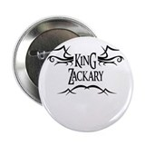 King Zackary 2.25 Button (10 pack)