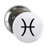 "Pisces 2.25"" Button"