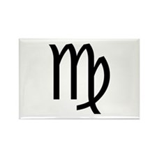 Virgo Rectangle Magnet