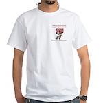 Smoke Em White T-Shirt