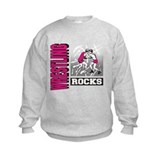 Wrestling Rocks Sweatshirt