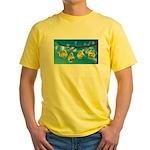 Comfort Zone Yellow T-Shirt