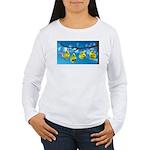 Comfort Zone Women's Long Sleeve T-Shirt