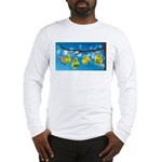 Comfort Zone Long Sleeve T-Shirt