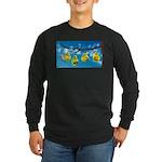 Comfort Zone Long Sleeve Dark T-Shirt