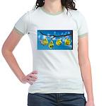 Comfort Zone Jr. Ringer T-Shirt