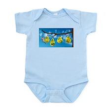 Comfort Zone Infant Bodysuit