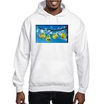 Comfort Zone Hooded Sweatshirt