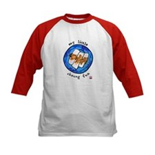 my little cheung fun kids baseball jersey