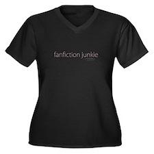 fanfic Plus Size T-Shirt