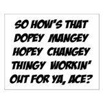 16x20 Hopey Changey Poster