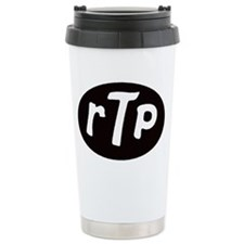 Robert Pattinson Tribute Ceramic Travel Mug