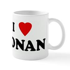 I Love CONAN Mug