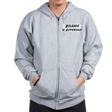 Rolando is Superdad Zip Hoody