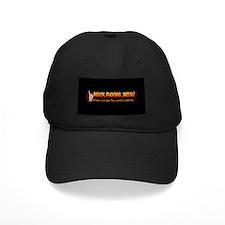 Death F**king Metal! Baseball Hat