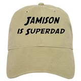 Jamison is Superdad Hat