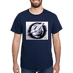 Earth Homer Pigeon Black T-Shirt