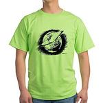 Earth Homer Pigeon Green T-Shirt