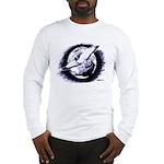 Earth Homer Pigeon Long Sleeve T-Shirt