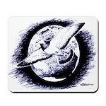Earth Homer Pigeon Mousepad