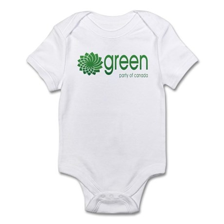 Green Party of Canada Infant Bodysuit