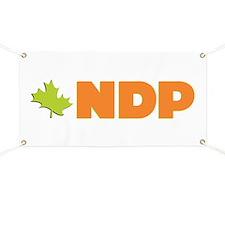 NDP Banner