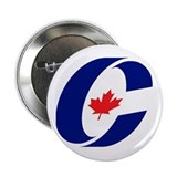 Conservative Party 2.25&amp;quot; Button