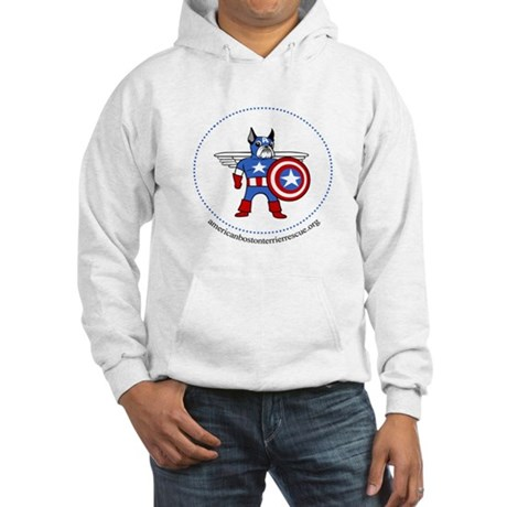 Captain America Hooded Sweatshirt