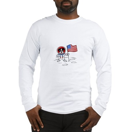 Neil Armstrong Long Sleeve T-Shirt