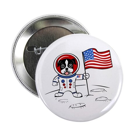 "Neil Armstrong 2.25"" Button (10 pack)"