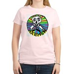 AXEMEN Skull & Axes Women's Light T-Shirt