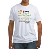 3 Martini Lunch Shirt