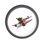 Amelia Earhart Wall Clock