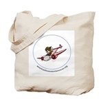 Amelia Earhart Tote Bag
