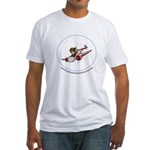 Amelia Earhart Fitted T-Shirt