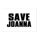 Cute Joanna Postcards (Package of 8)
